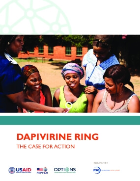 Dapivirine Ring: The Case for Action